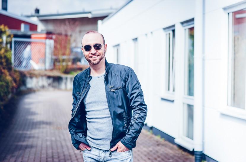 Musikproduzent, Tonstudio, 1 augenblick, Ulla Born, Fotografie, Portrait, Portaitfotografie, Business, Businessportrait, Düsseldorf,